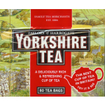 Taylors of Harrogate Yorkshire Tea 80 Tea Bags (250g)