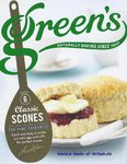 Green's English Scone Mix 280G