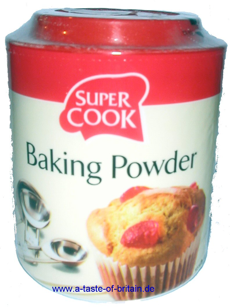 Baking Powder Definition