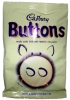 Cadbury White Chocolate Buttons (32,4)