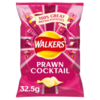 Walkers Prawn Cocktail 6 Packungen (6x32,5g)